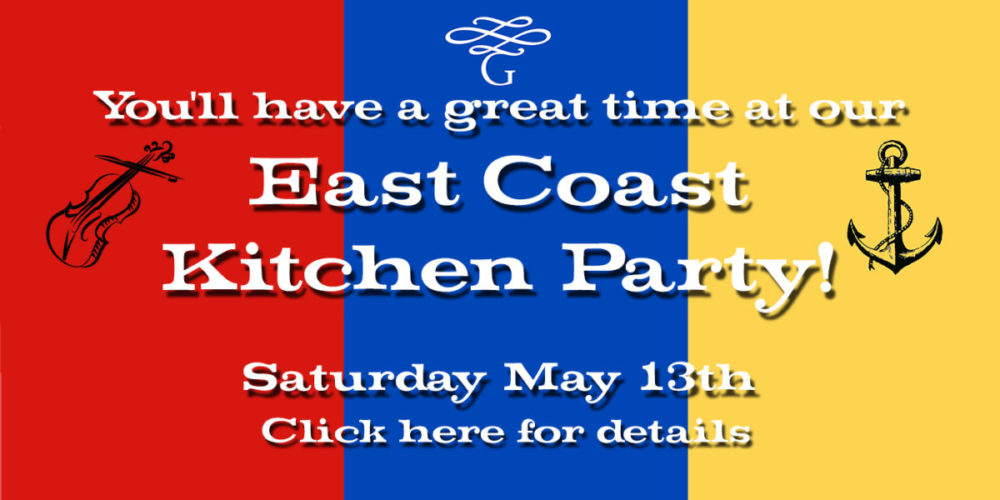 EAST COAST KITCHEN PARTY WEB AD