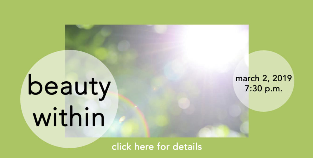 BEAUTY WITHIN WEBSITE BANNER